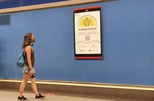 Metro Madrid - Cuida2 de principio a fin - #CódigoCuidados