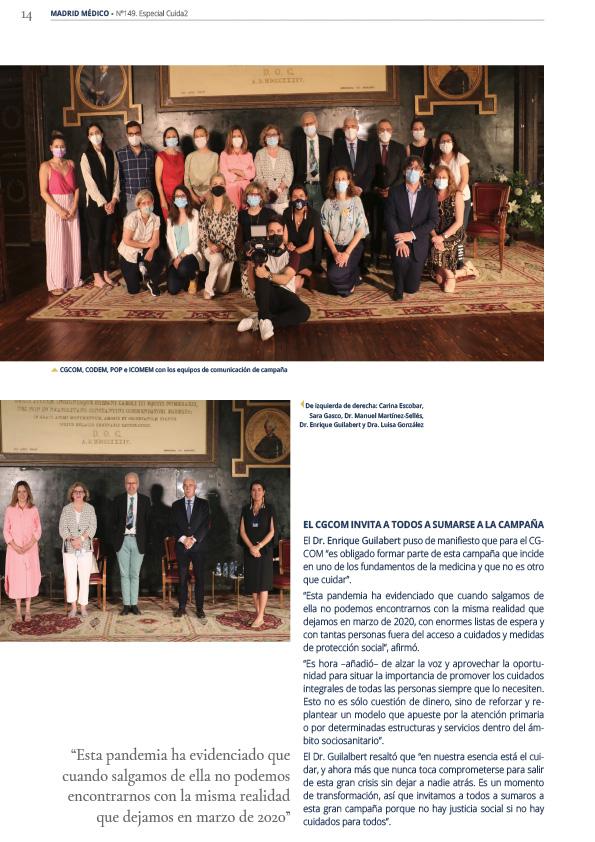 Revista Madrid Médico - ICOMEM