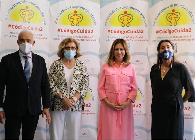 Se presenta la Campaña #cuida2deprincipioafin